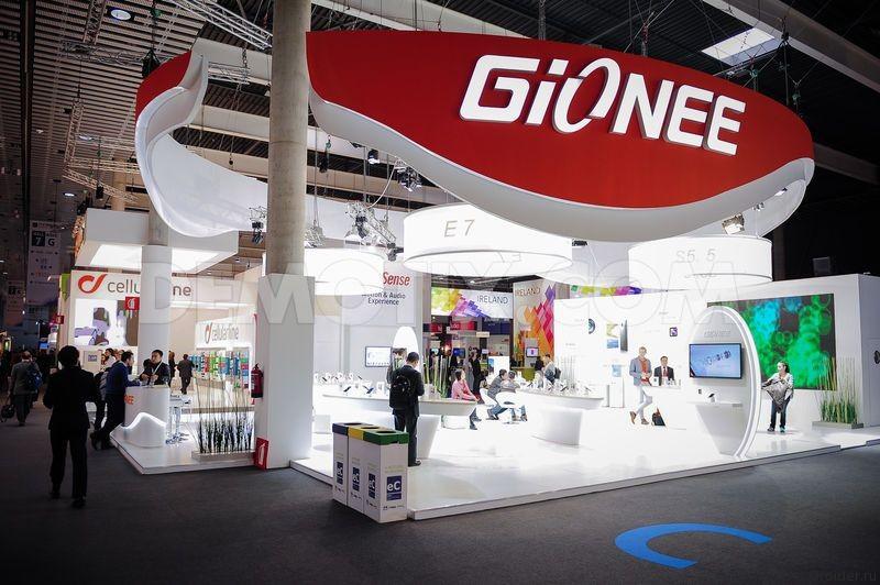 Gionee готовит первый в мире смартфон с парой Full HD-дислеев