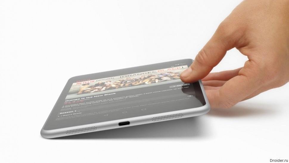 Nokia представила Android-планшет N1 и оболочку Z Laucher