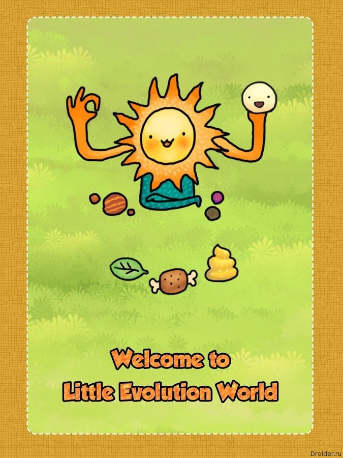 Little Evolution World
