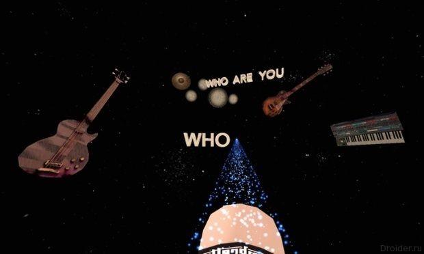Приложение The Who