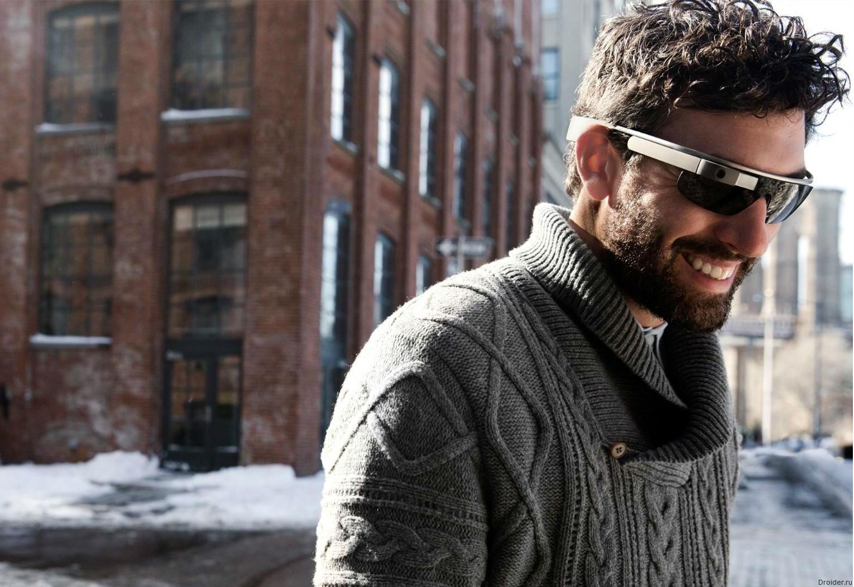 Смарт-очки Google Glass