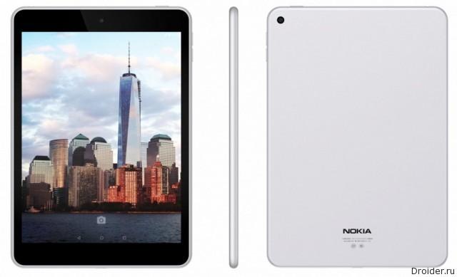 Планшет N1 от Nokia