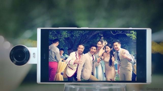 Nike V1 от Doov — смартфон-перископ из Китая