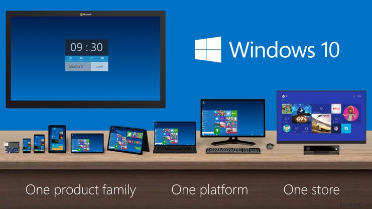 Microsoft обновит Lumia-смартфоны на WP8 до Windows 10