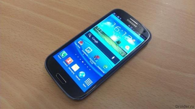 Cмартфон Galaxy S3 от Samsung