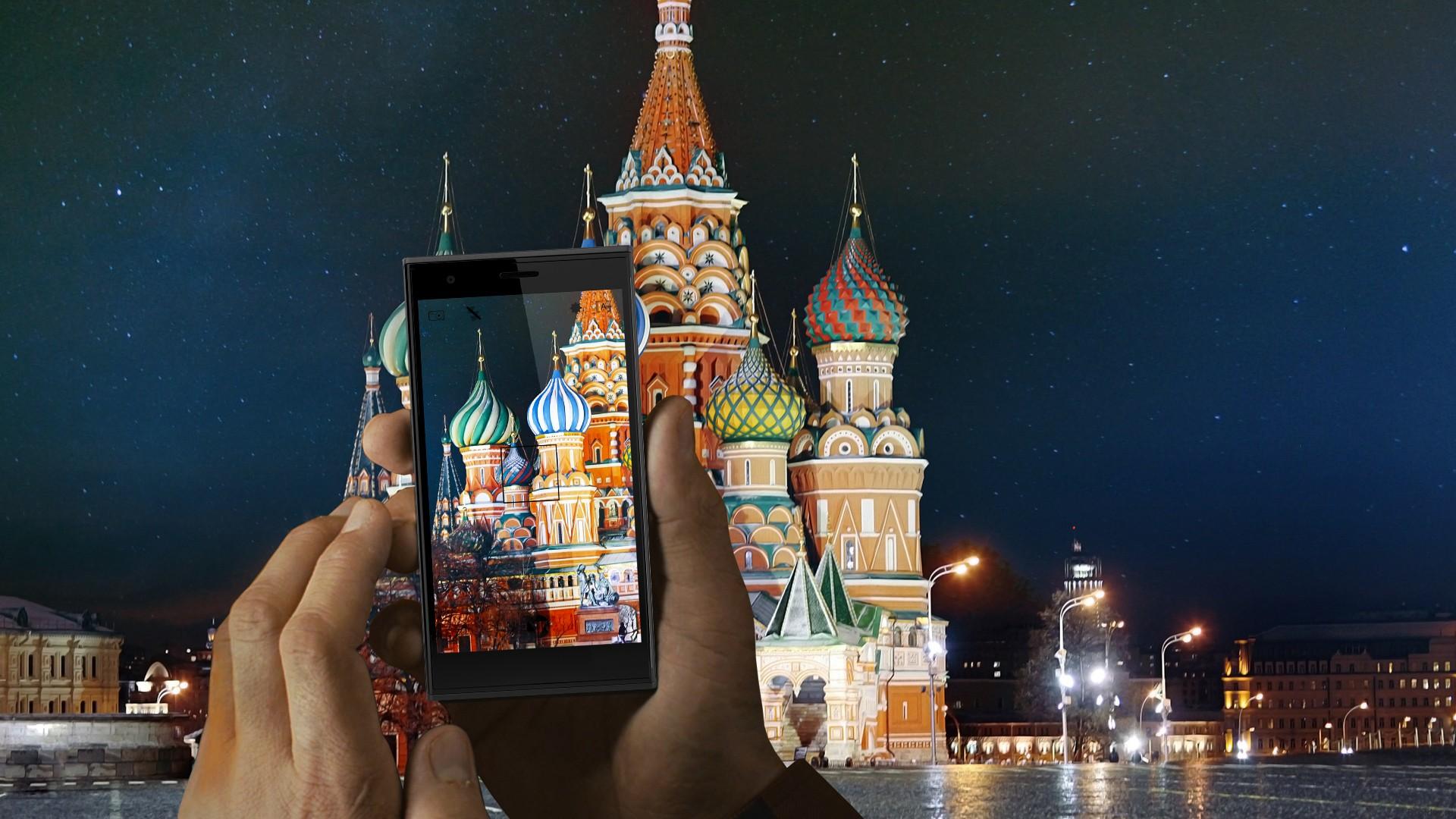 Финский JollaPhone теперь доступен в России