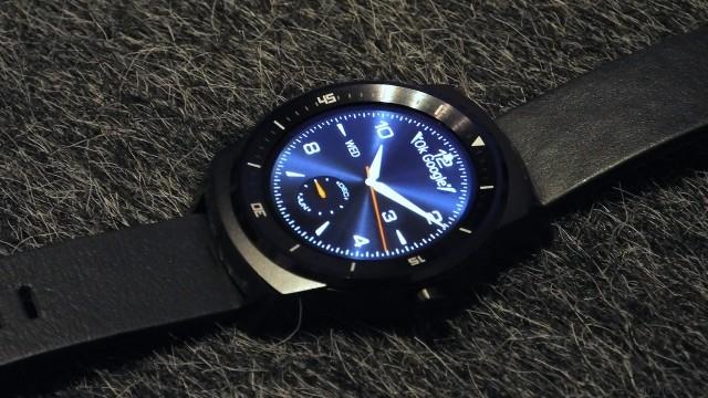 Смарт-часы G Watch К от LG