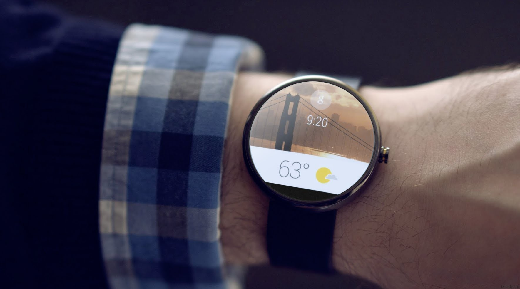 Как Android Lollipop изменит Android Wear