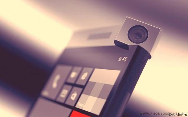 Концепт Lumia 945