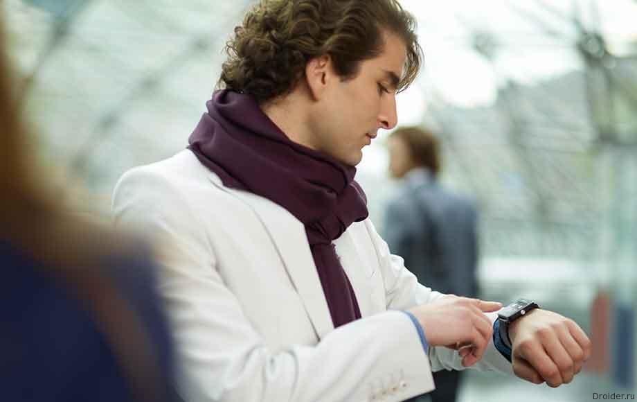 Смарт-часы от Sony