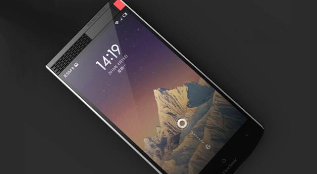 V55 от ViewSonic – первый смартфон со сканером радужки