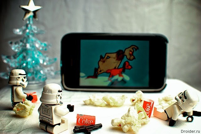 Рождественское видео
