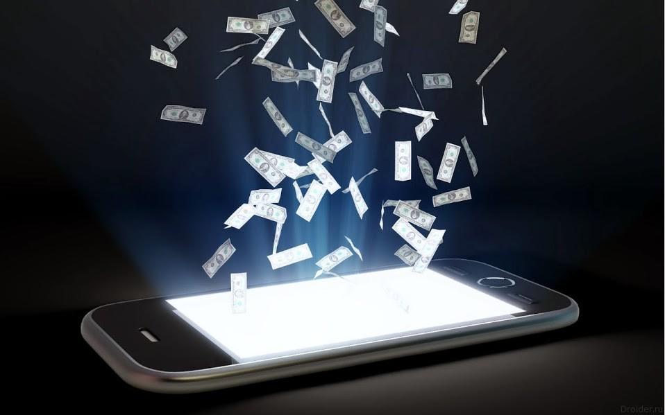 Рост цен на смартфоны в России