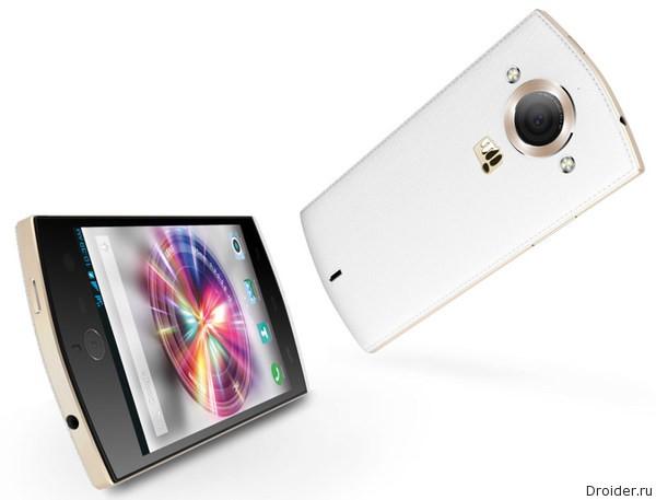 Micromax Canvas Selfie