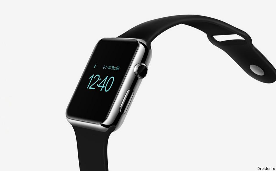 Представлен клон Apple Watch — Aiwatch