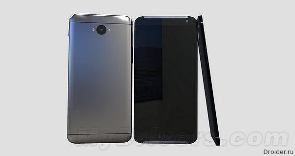 Будущий флагман HTC