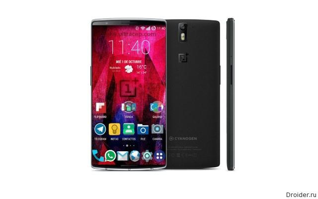 Новые подробности о смартфоне OnePlus Two