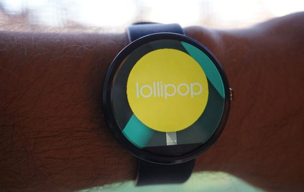 Обновление Android Wear 5.0.1 может выйти уже завтра