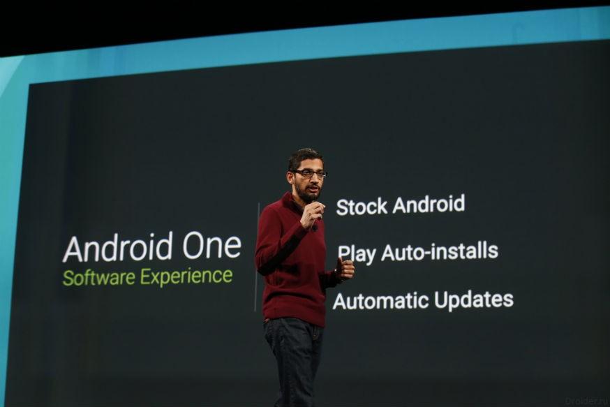 Ещё один Android One-смартфон стал доступен вне Индии