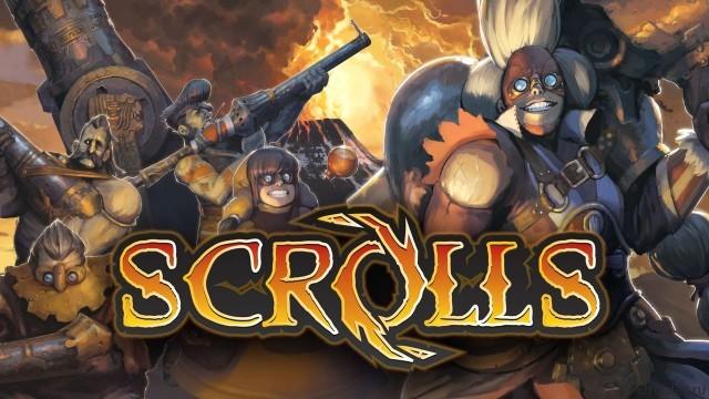Создатели Minecraft представили игру Scrolls