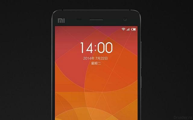 Смартфон Mi4 от Xiaomi