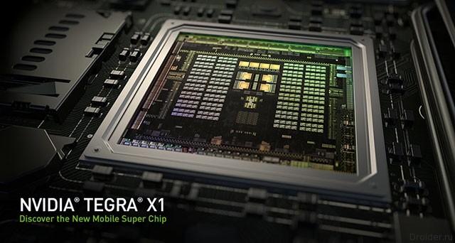 NVIDIA представила 8-ядерный 64-битный чипсет Tegra X1