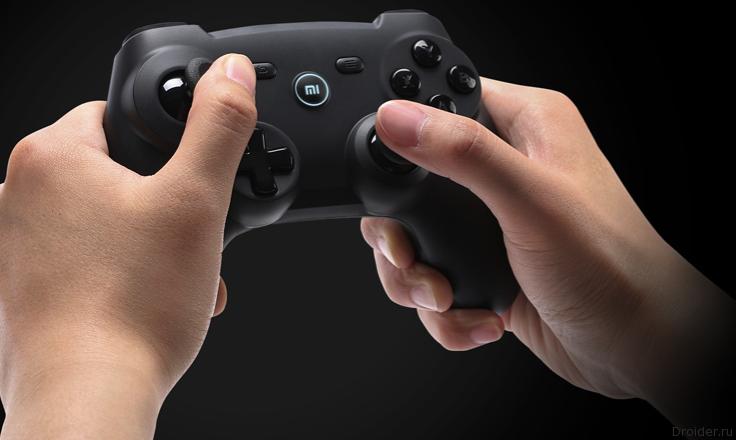 Xiaomi представила геймпад собственного производства