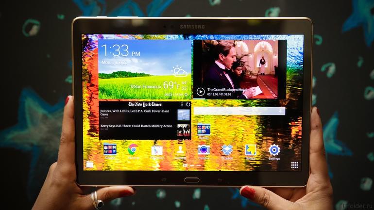Samsung трудится над 8 новыми планшетами