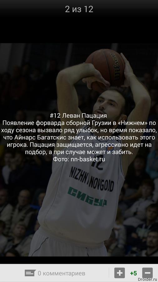 Баскетбол+ Sports.ru