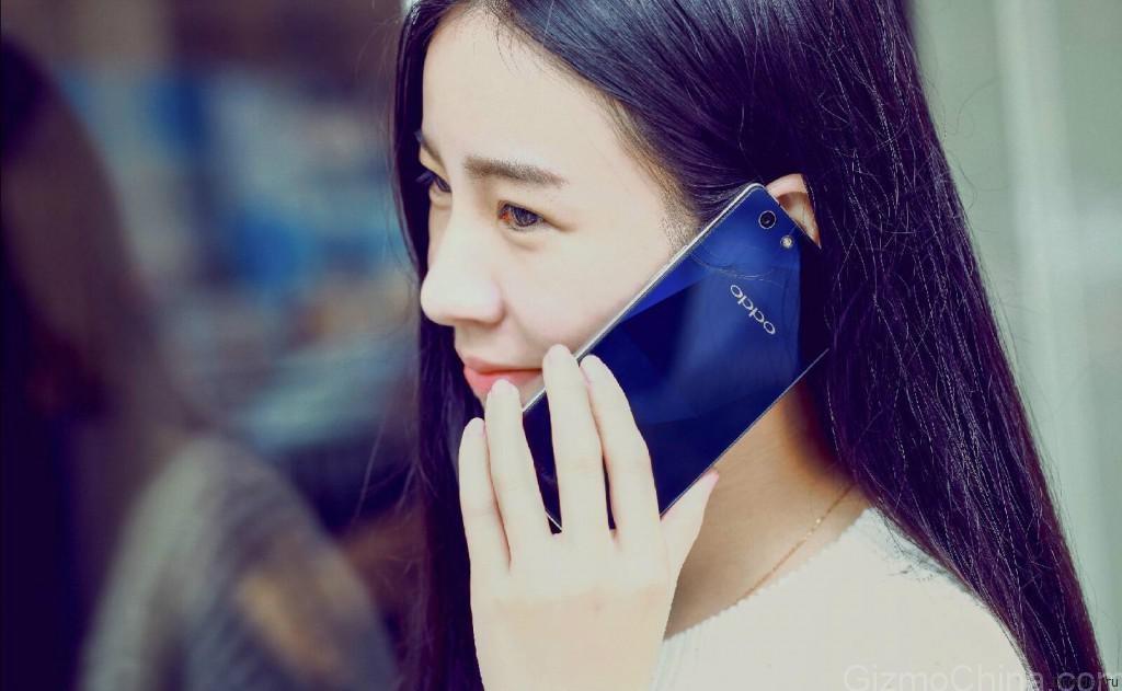 Смартфон R1C официально представлен Oppo