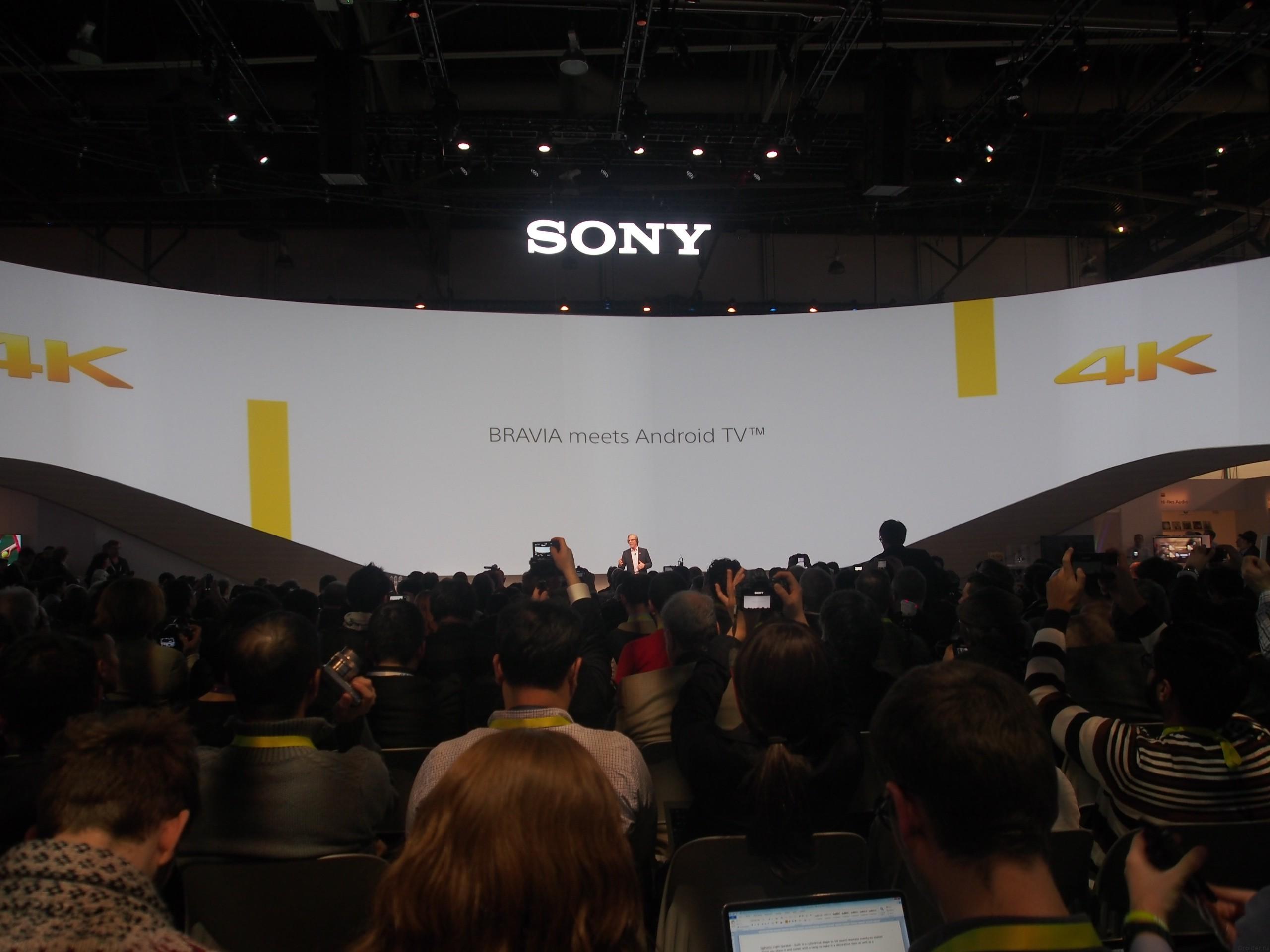 Презентация Sony
