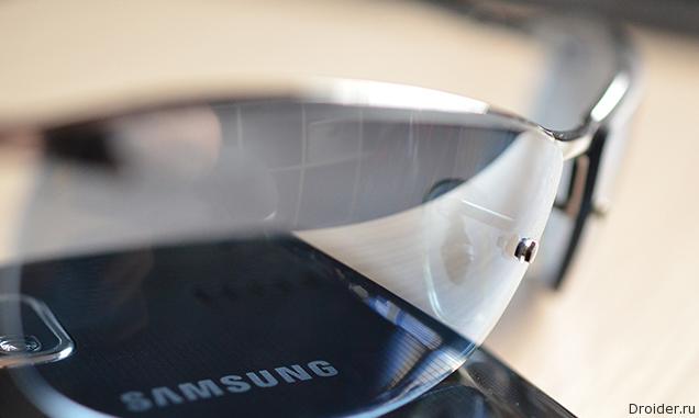 Samsung патентует очки с настраиваемым затемнением