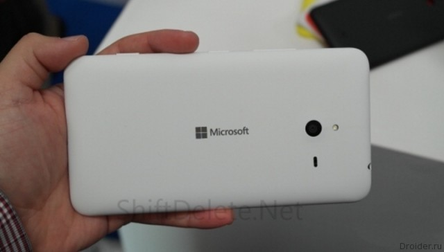 Microsoft ведёт работу на собственным фаблетом