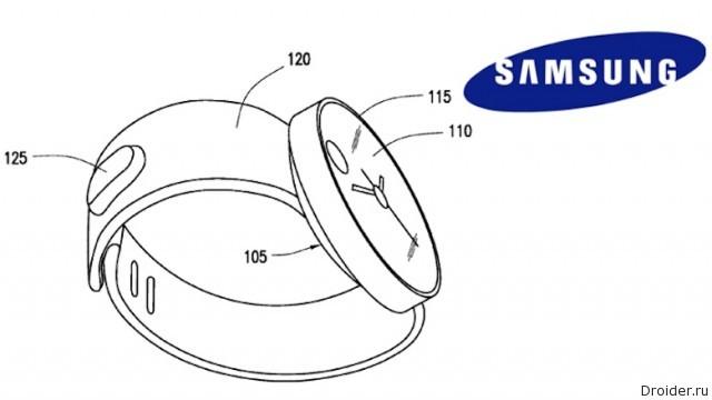Новые подробности о круглых смарт-часах Samsung