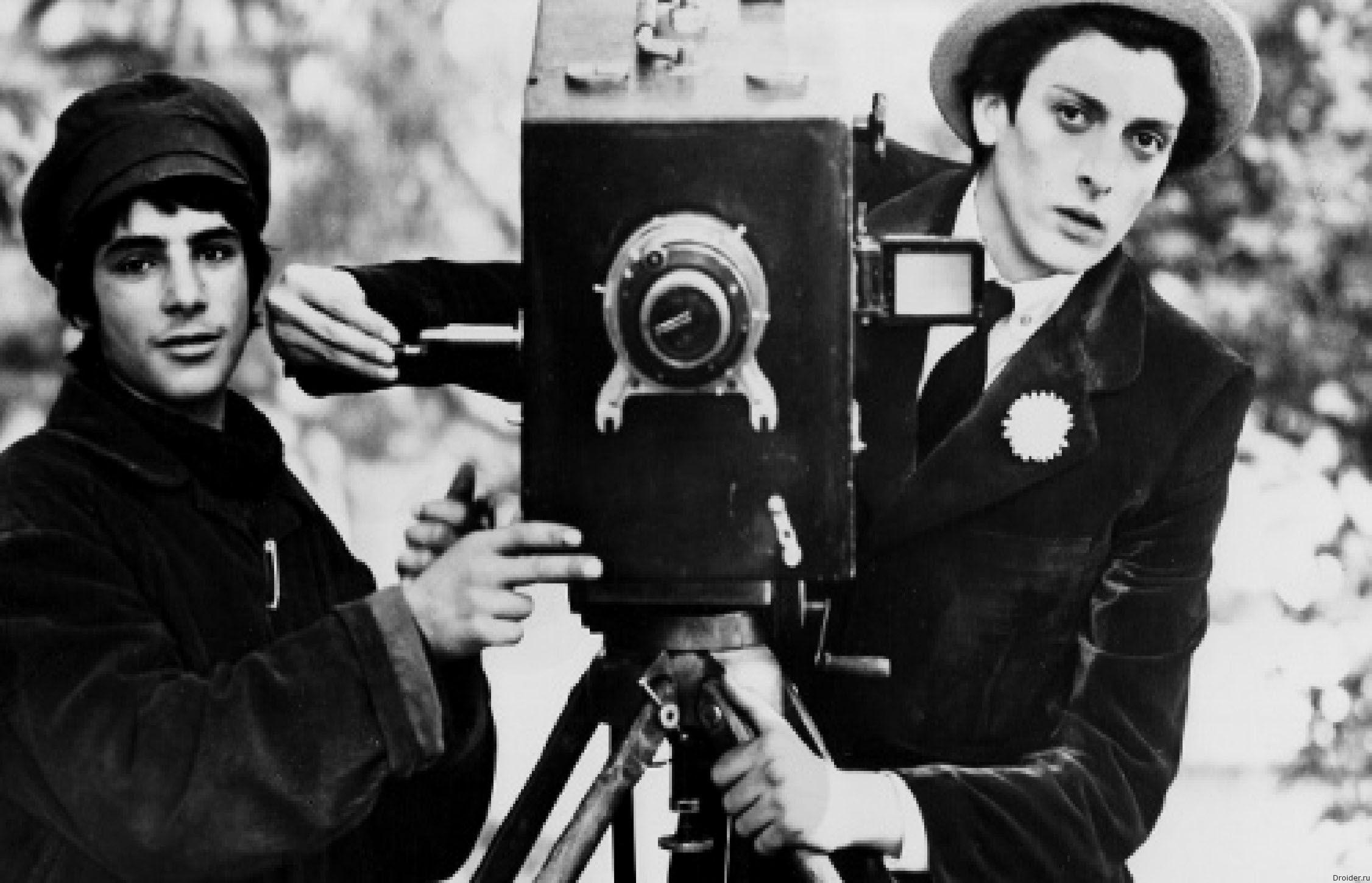 История одного патента: Эволюция видеокамеры от братьев Люмьер до наших дней