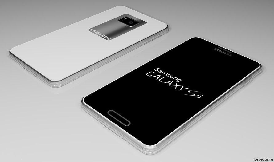 Флагман Galaxy S6 от Samsung засветился на видео