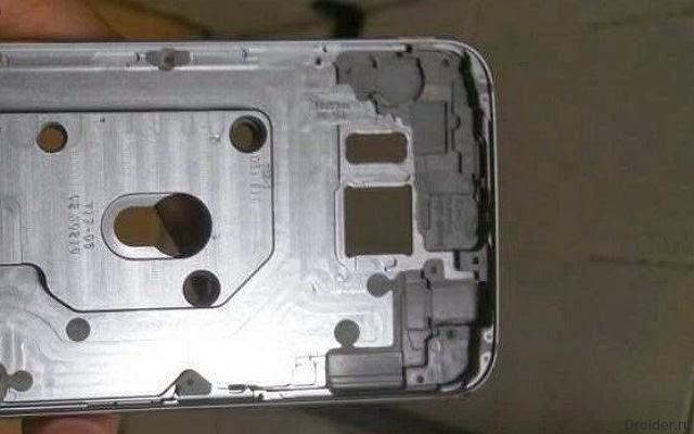 Опубликованы «живые» фотографии корпуса Galaxy S6