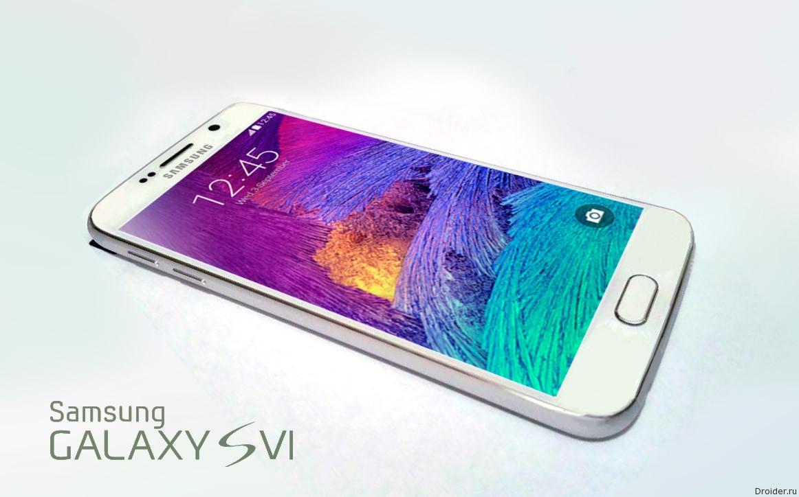 Новые «живые» фотографии Galaxy S6