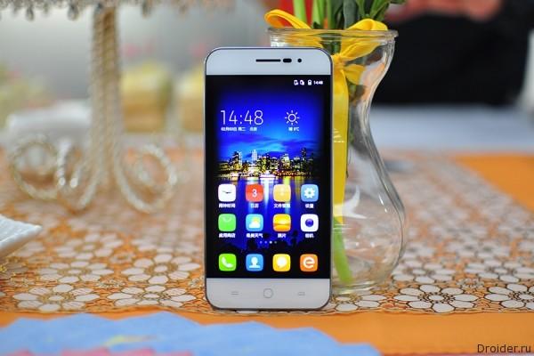 Ivvi K1 Mini от Coolpad стал самым тонким смартфоном