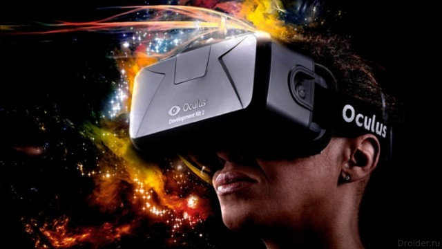 Facebook занимается разработкой VR-приложений