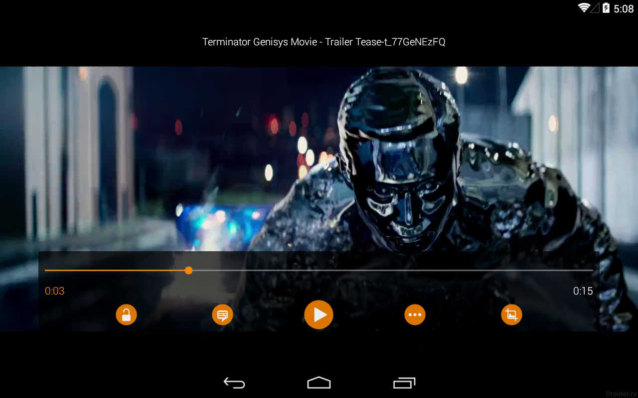 VLC на Android