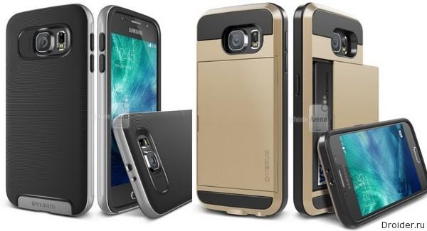 Опубликованы габариты и дизайн Galaxy S6