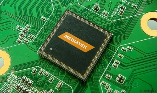 Гаджет с новым чипсетом от MediaTek засветился в бенчмарке