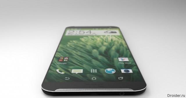 Окончательные характеристики флагмана HTC One (M9)