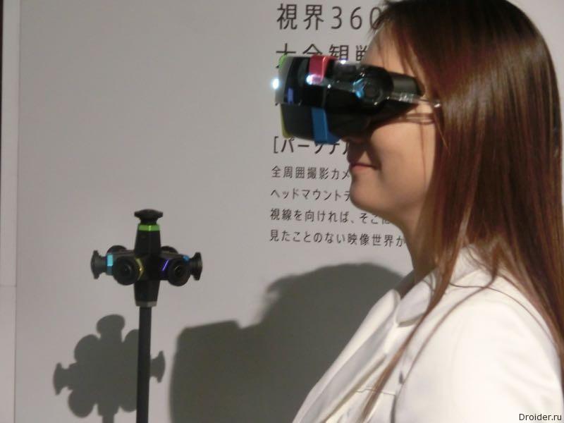 VR от Panasonic