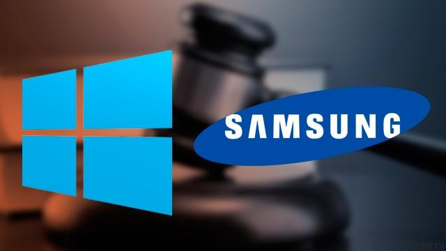 Samsung и Microsoft смогли урегулировать разногласия