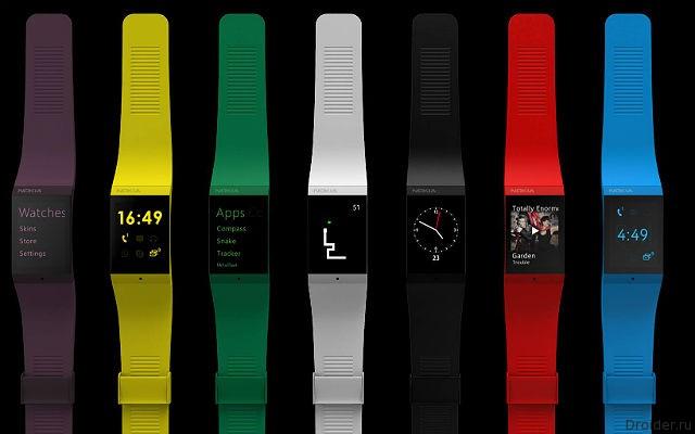 Подробности об «умных» часах Project Crystal от Nokia