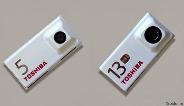Toshiba и Project Ara