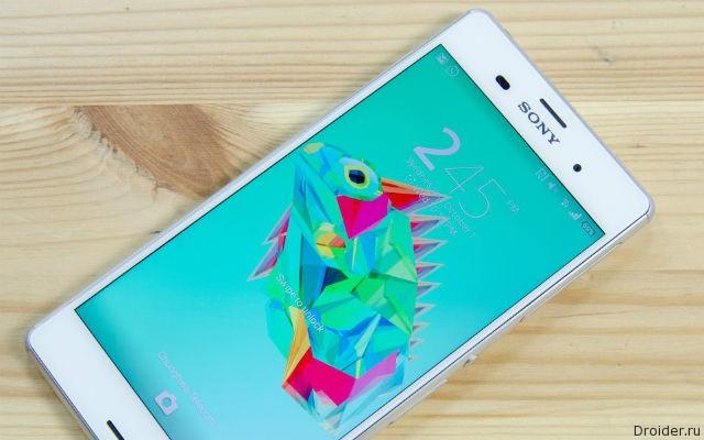 Смартфон Xperia Z3