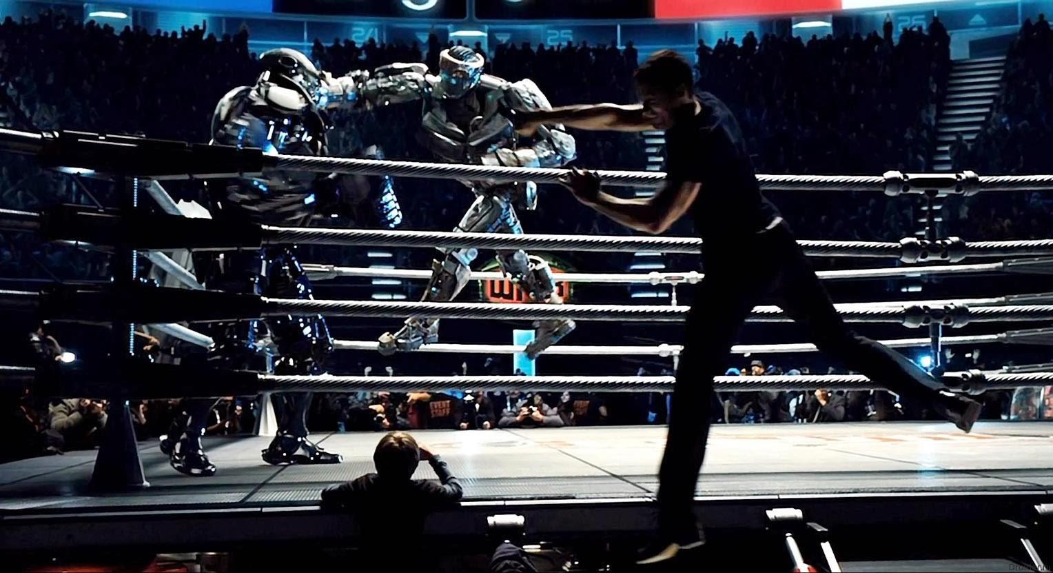 Живая сталь: Гид по соревнованиям среди роботов